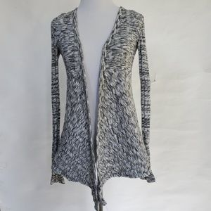 Silence + Noise Urban Outfitter gray cardigan S